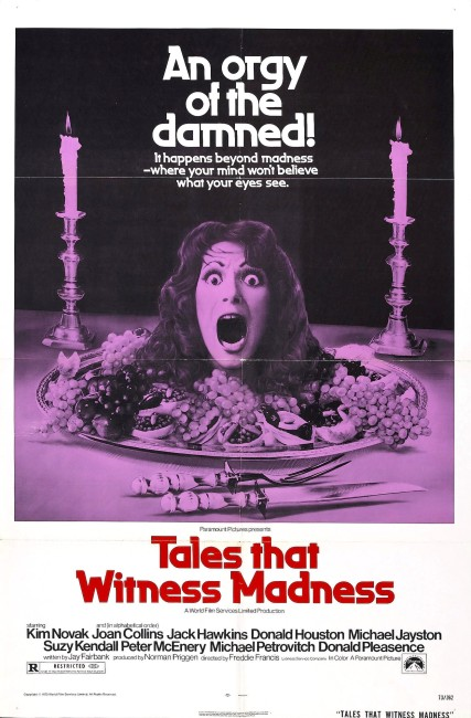 Tales That Witness Madness (1973) poster