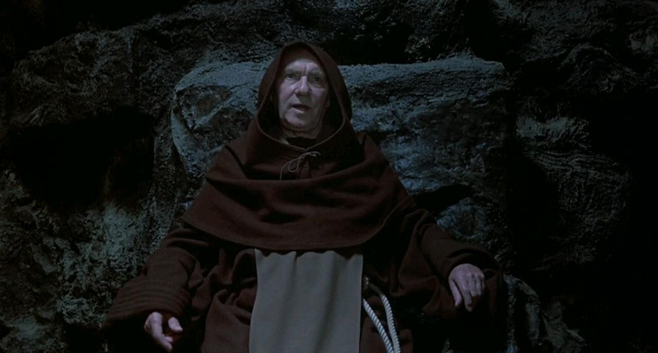 The Cryptkeeper (Ralph Richardson) in Tales from the Crypt (1972)