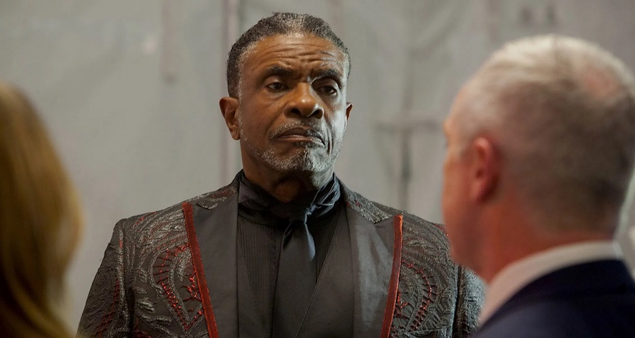 Keith David as Portifoy Simms in Tales from the Hood 2 (2018)