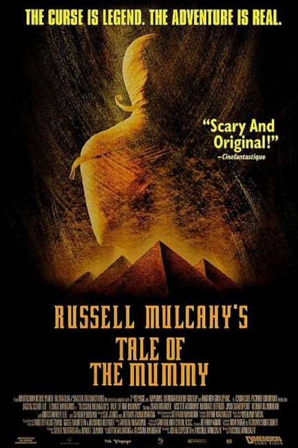 Talos the Mummy/Tale of the Mummy (1998) poster