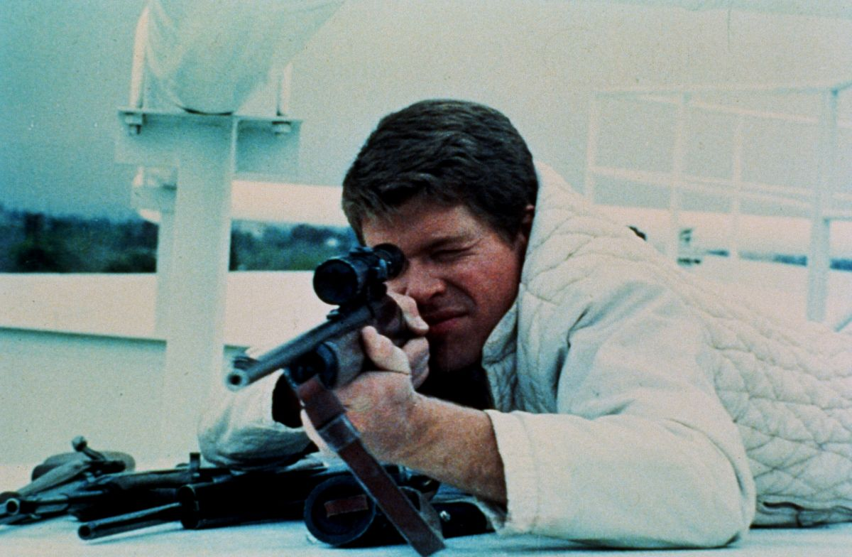 Tim O'Kelly, cleancut kid on a sniping spree in Targets (1968)