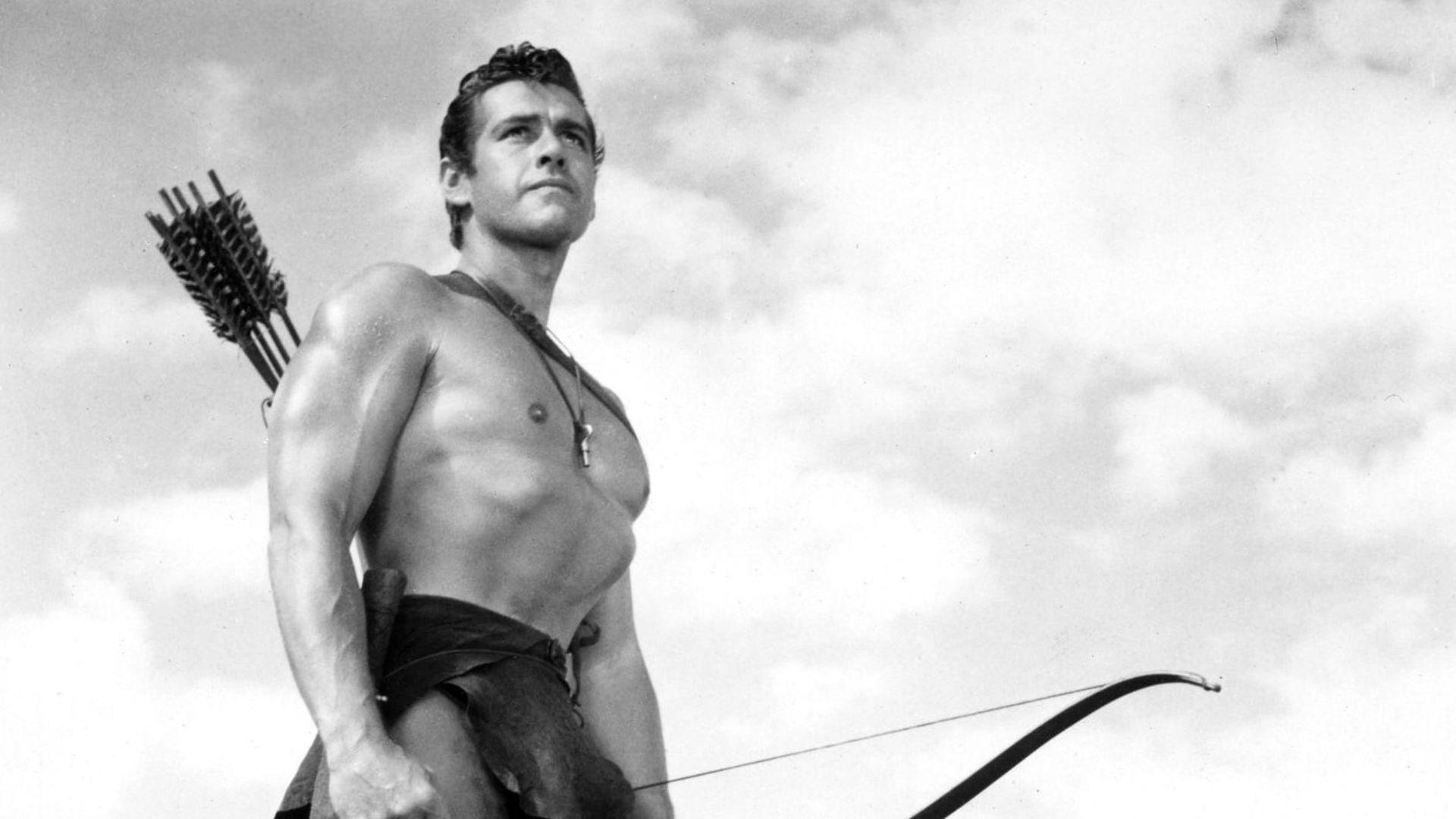 Gordon Scott as Tarzan the Magnificent (1960)
