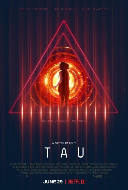 Tau (2018) poster
