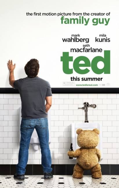 Ted (2012) poster