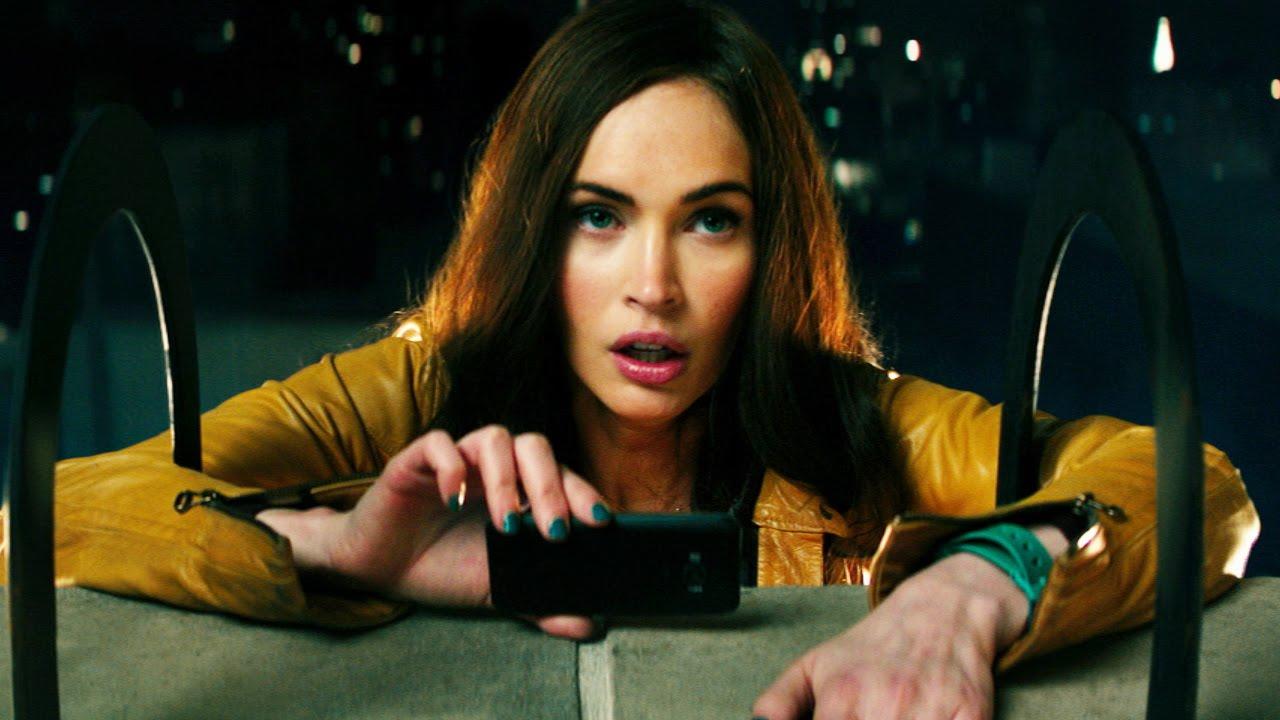 Megan Fox as April O'Neil in Teenage Mutant Ninja Turtles (2014)