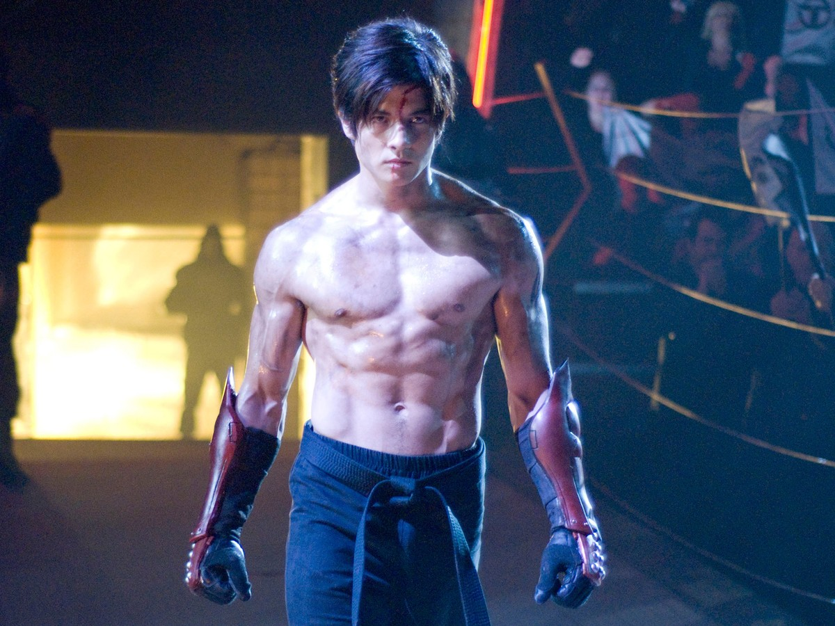 Jon Foo as Kazama in Tekken (2010)