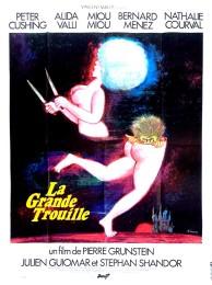 Tender Dracula (1974) poster