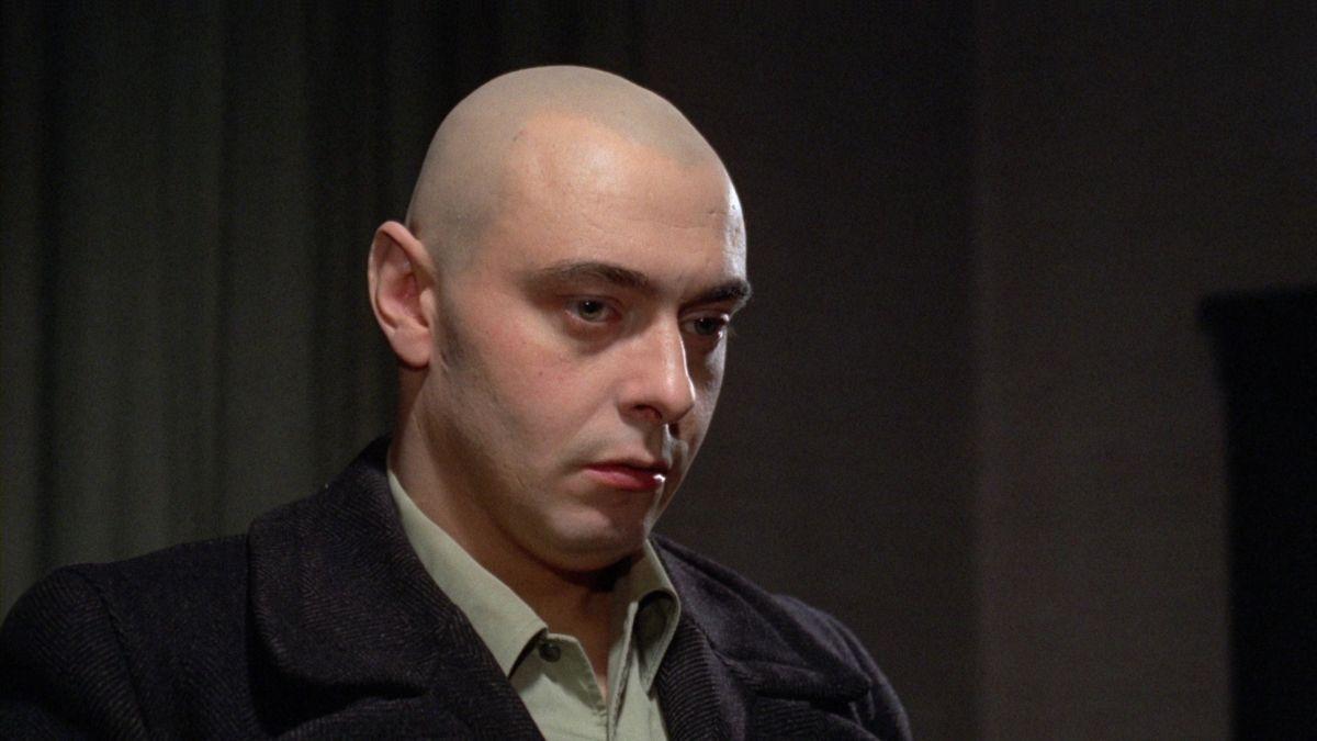 Kurt Raab as serial killer Fritz Haarmann in The Tenderness of the Wolves (1973)