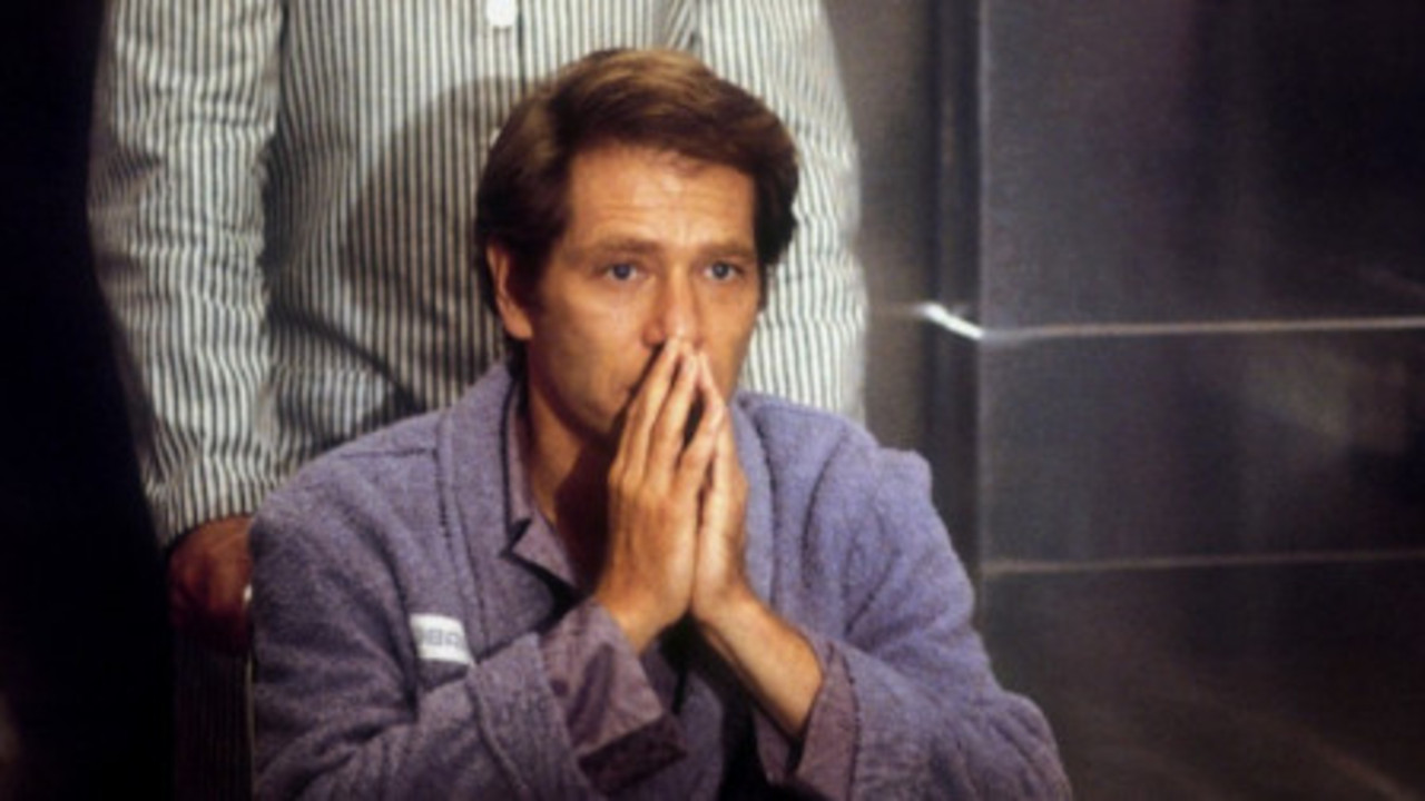 George Segal as Harry Benson in The Terminal Man (1974)