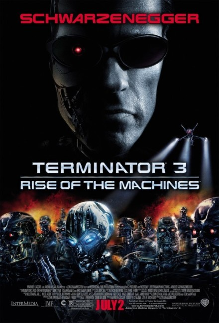 Terminator 3: Rise of the Machines (2003) poster
