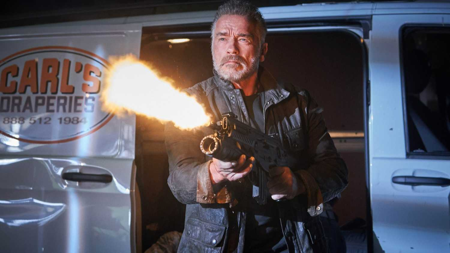 The return of Arnold Schwarzenegger in Terminator: Dark Fate (2019)