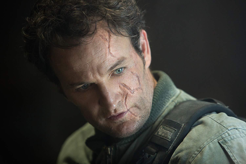 Jason Clarke as a cyborg John Connor in Terminator Genisys (2015)