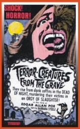 Terror-Creatures from the Grave (1965) poster