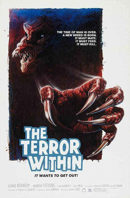 The Terror Within (1989) poster