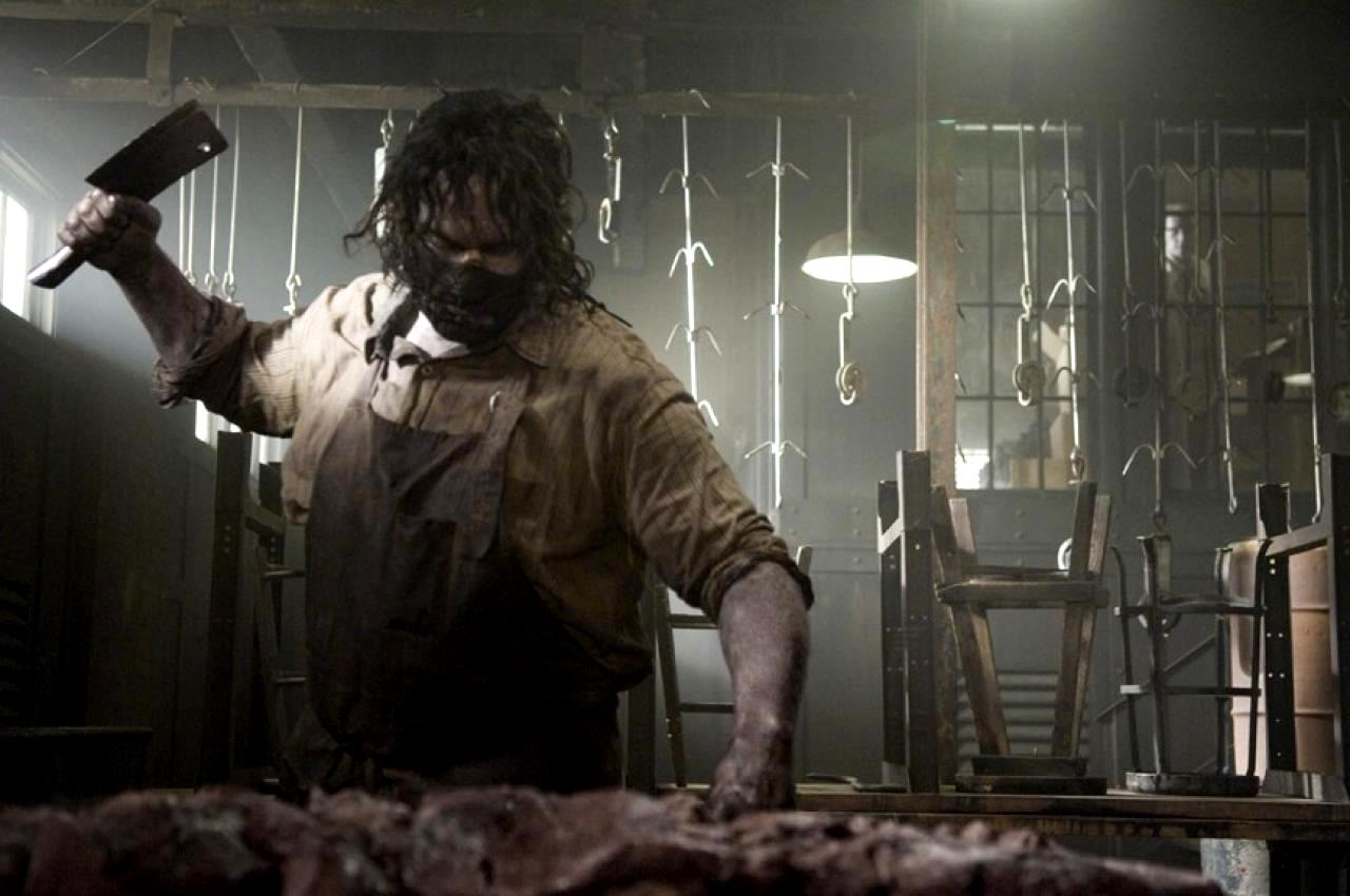 Leatherface (Andrew Bryniarski) - an origin story in The Texas Chainsaw Massacre: The Beginning (2006)