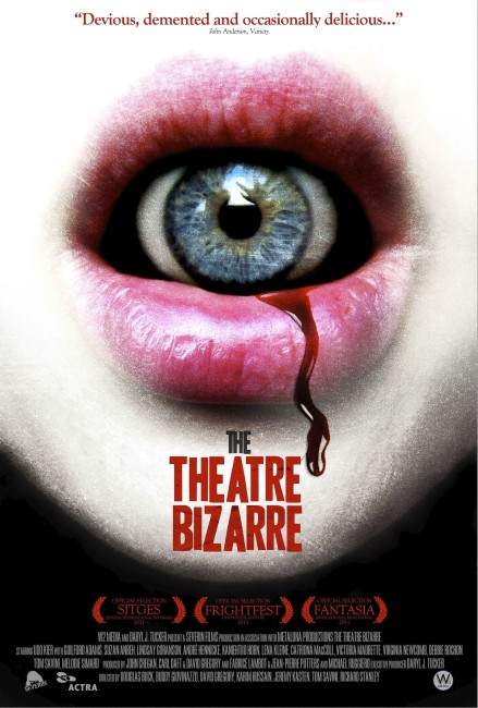 The Theatre Bizarre (2011) poster