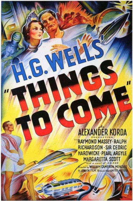 Things to Come (1936) poster