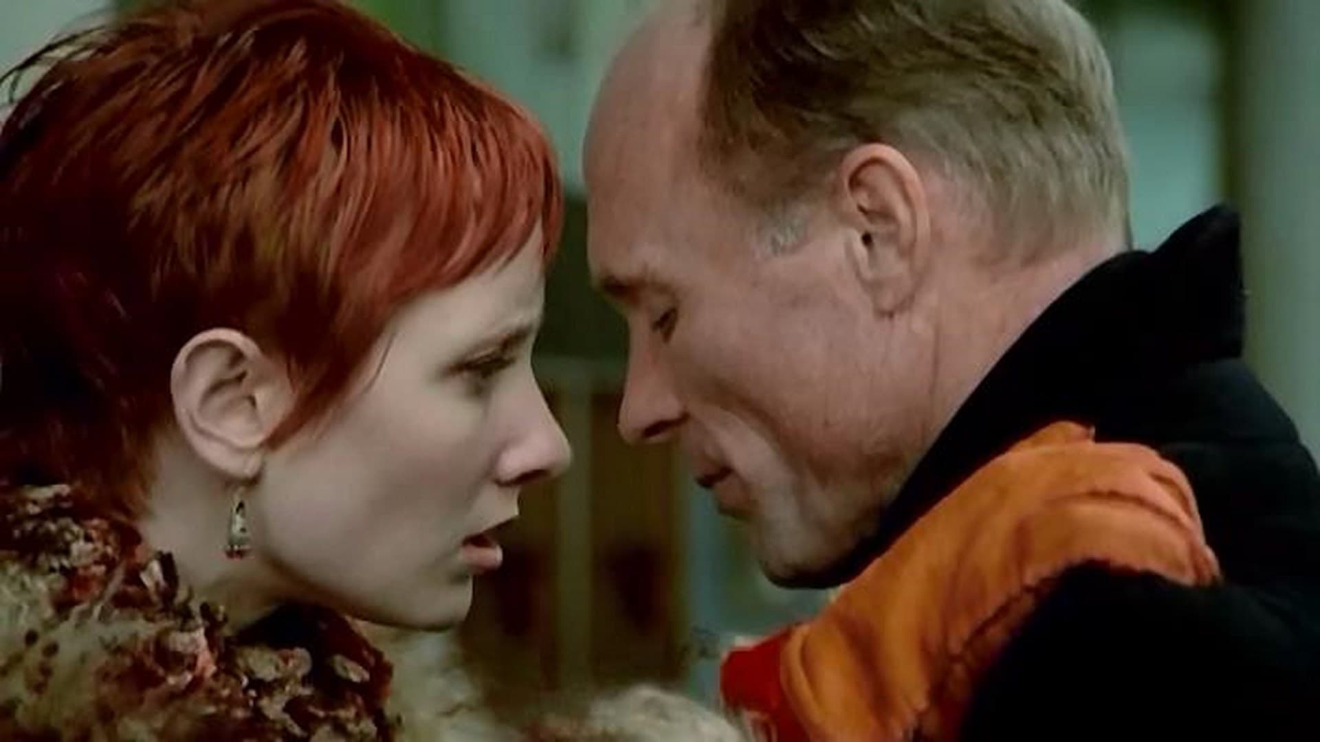 Ed Harris as a priest struggling with temptations of a woman (Anne Heche) in The Third Miracle (1999)