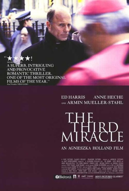 The Third Miracle (1999) poster