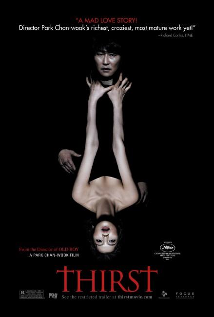 Thirst (2009) poster