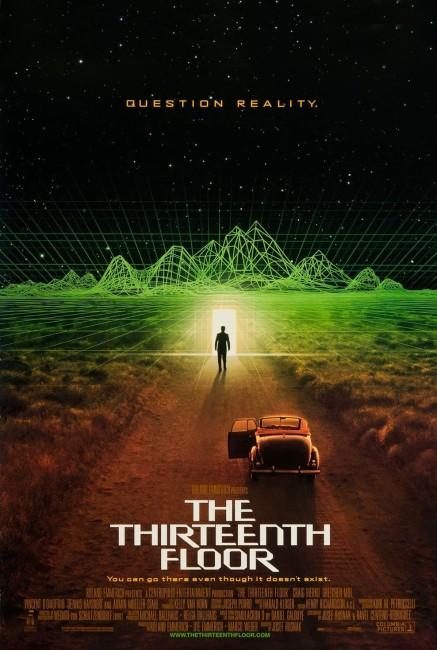 The Thirteenth Floor (1999) poster