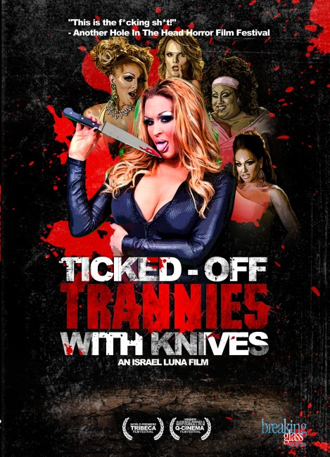 Ticked-Off Trannies With Knives (2010) poster