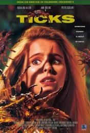 Ticks (1993) poster