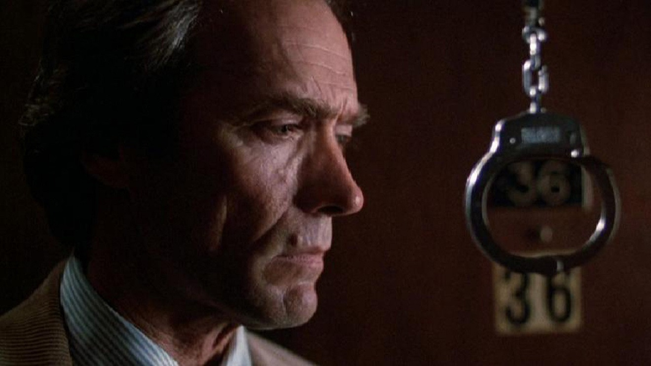 Detective Clint Eastwood is tempted by the world of BDSM in Tightrope (1984)