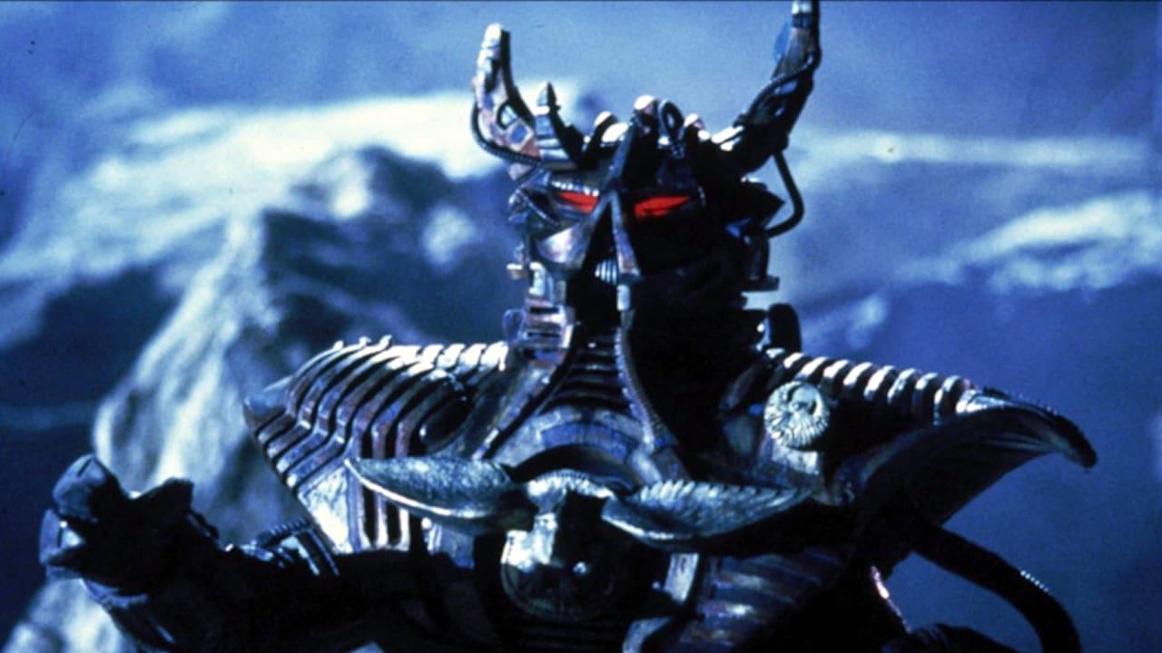 The alien Jen-Diki in The Time Guardian (1987)