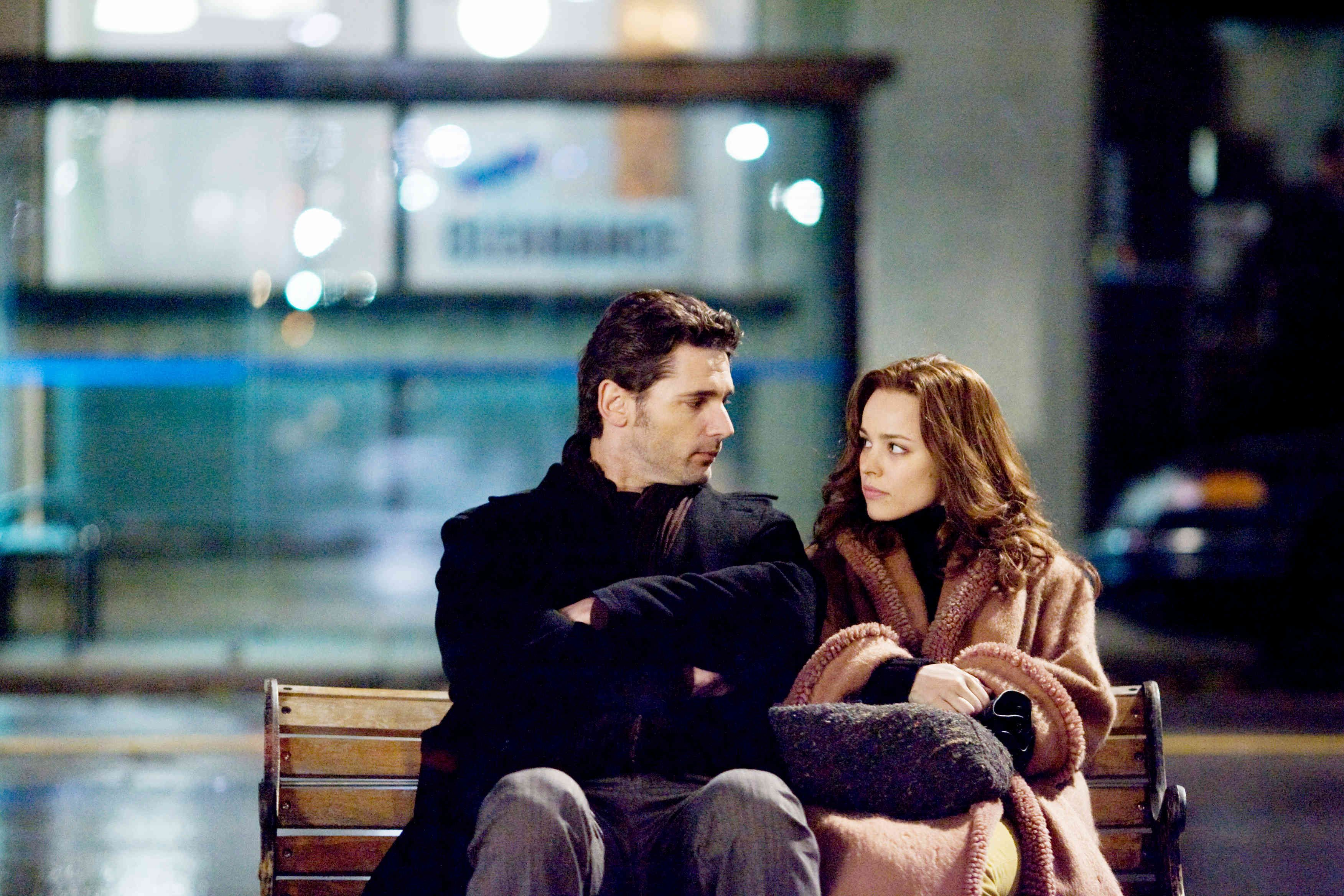 Eric Bana and Rachel McAdams in The Time Traveler's Wife (2009)