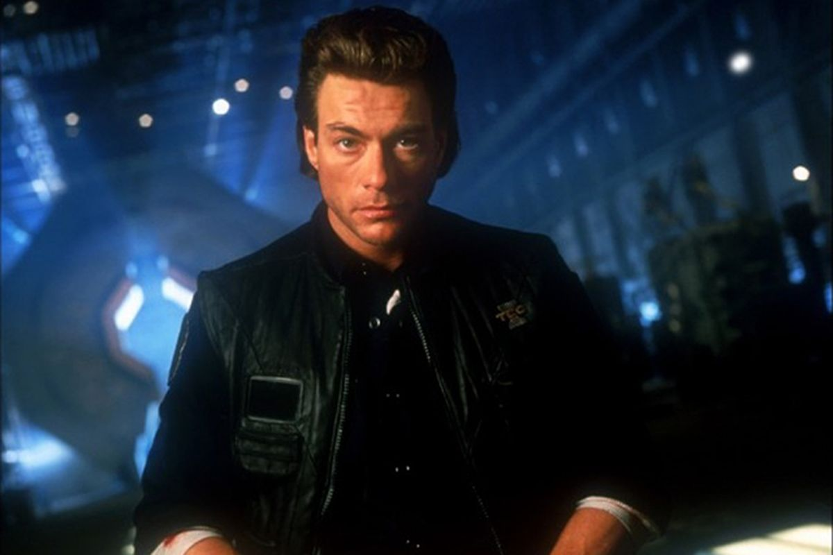 Jean-Claude Van Damme as Max Walker in Timecop (1994)