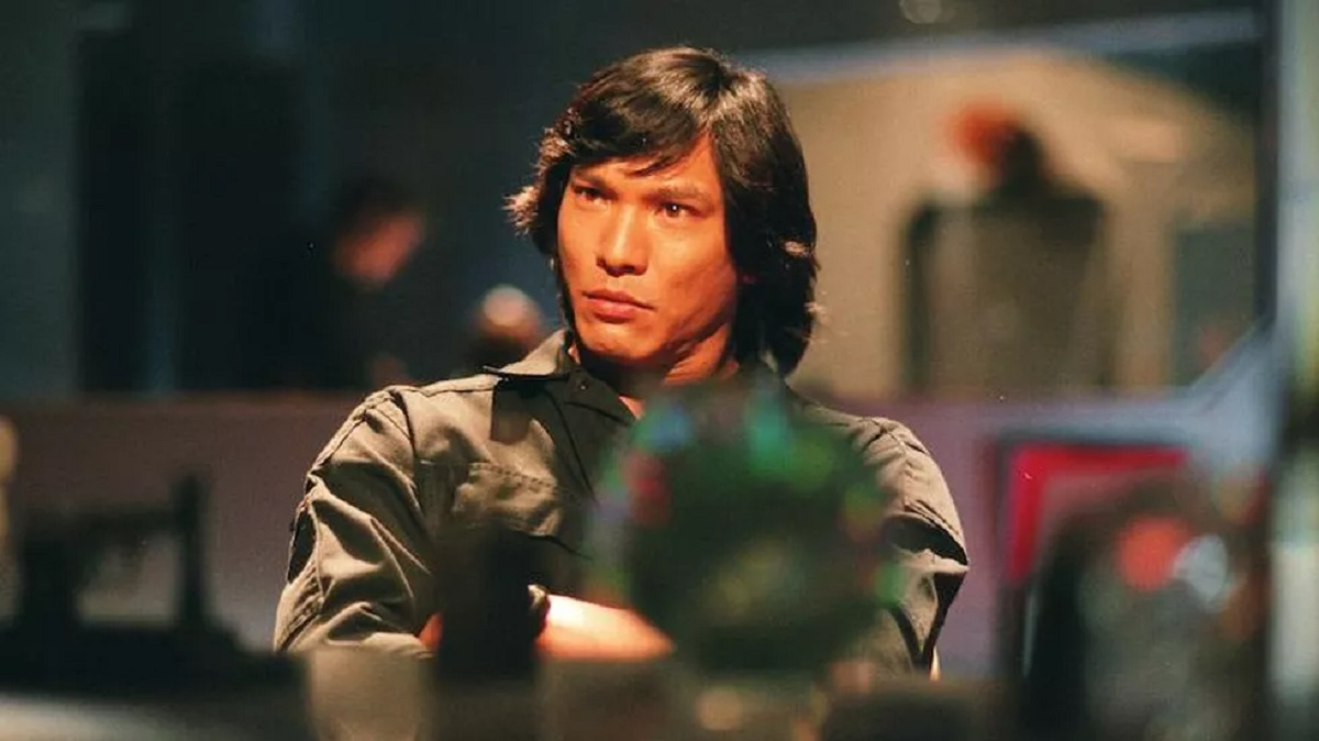 Ryan Chan (Jason Scott Lee) in Timecop: The Berlin Decision (2003)