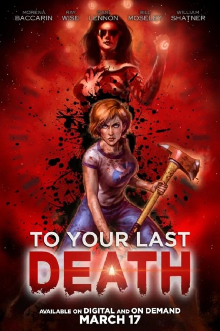 To Your Last Death (2019) poster