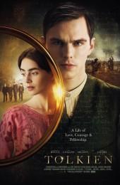 Tolkien (2019) poster