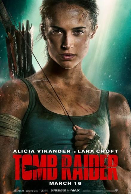 Tomb Raider (2018) poster