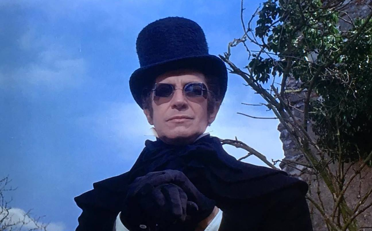 Vincent Price as Verden Fell in The Tomb of Ligeia (1964)