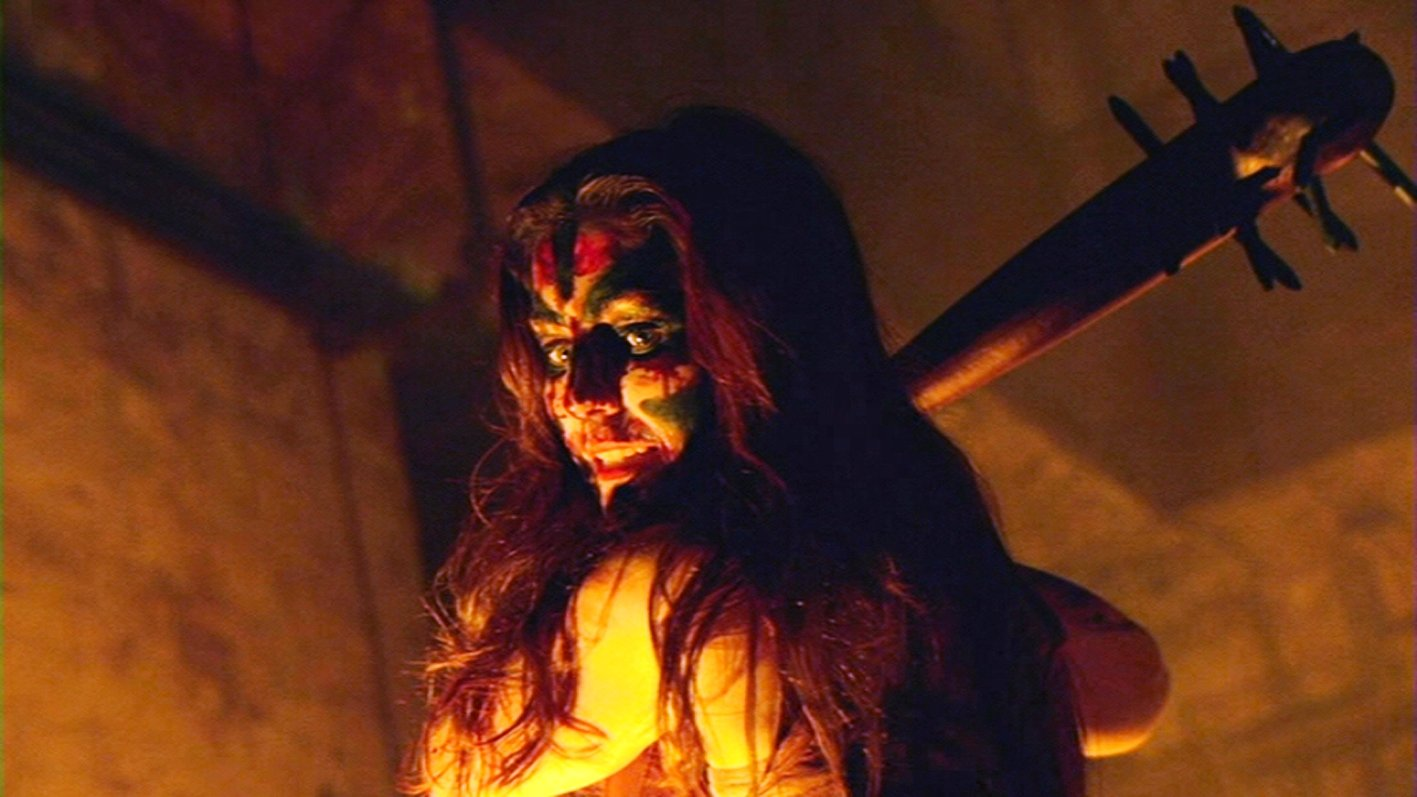 One of the cannibalistic crazies from Tooth and Nail (2007)