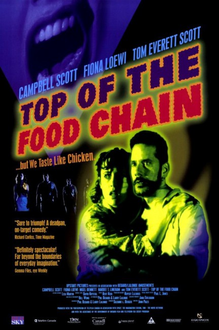 Top of the Food Chain (1999) poster
