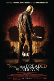 The Town That Dreaded Sundown (2014) poster