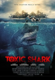 Toxic Shark (2017) poster