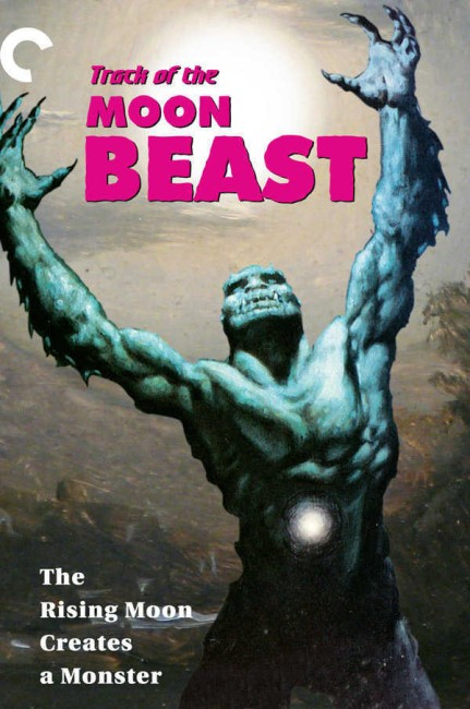 Track of the Moon Beast (1976) poster
