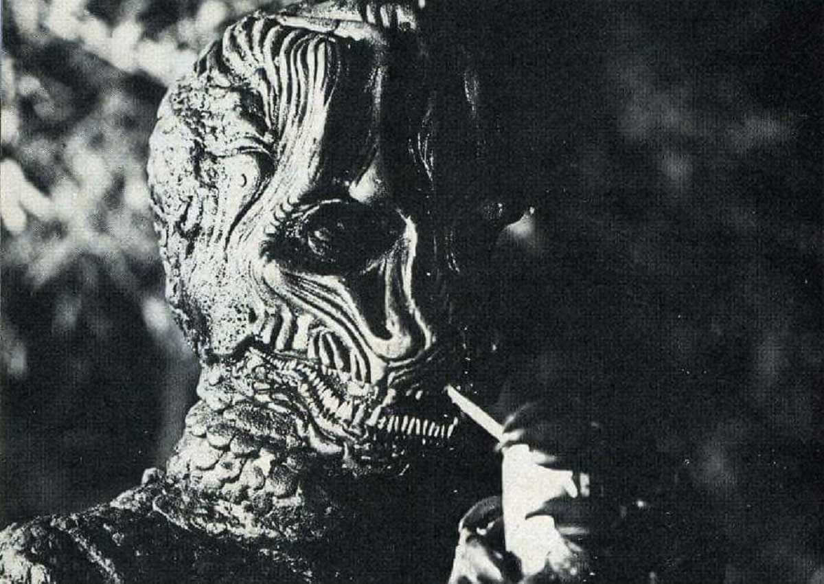 The Moon Beast in Track of the Moon Beast (1976)