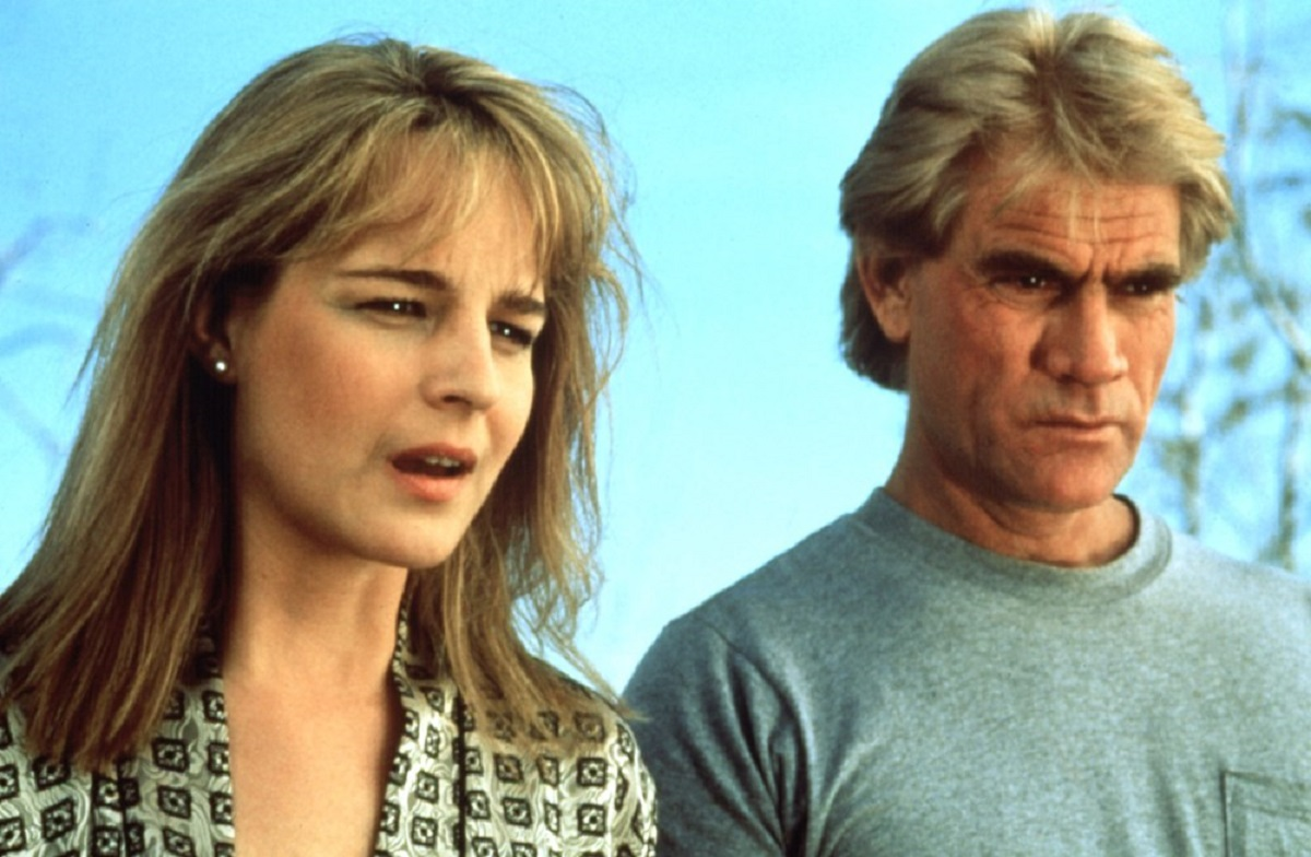 Tim Thomerson, Helen Hunt in Trancers II (1991)