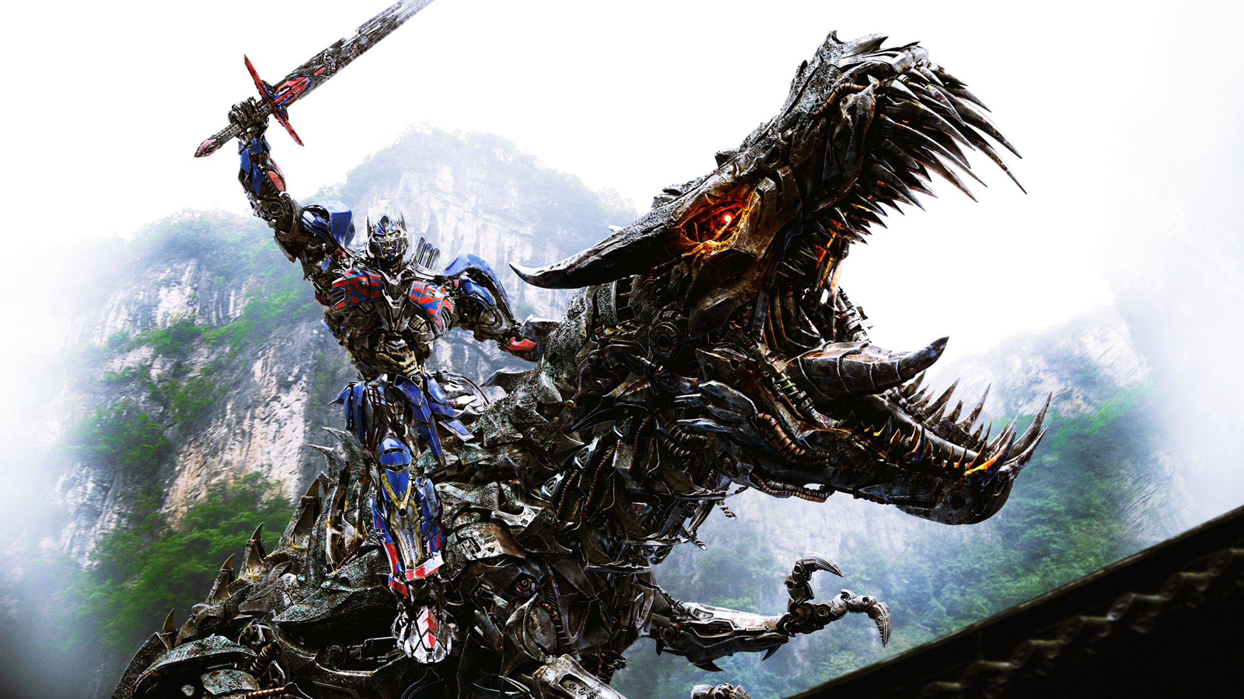 Optimus Prime in Transformers: Age of Extinction (2014)