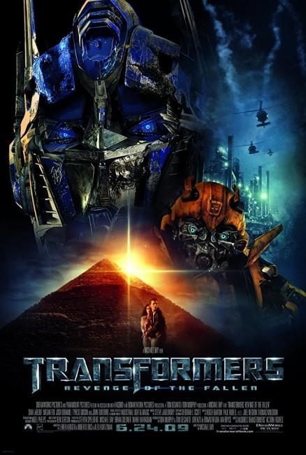 Transformers: Revenge of the Fallen (2009) poster