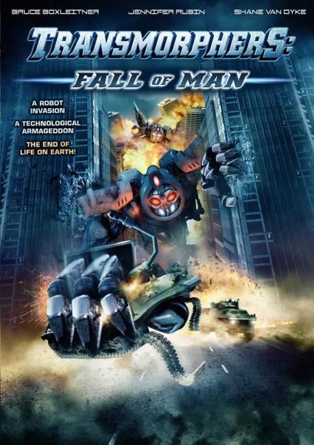 Transmorphers: Fall of Man (2009) poster