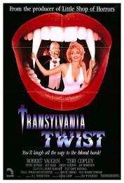 Transylvania Twist (1989) poster