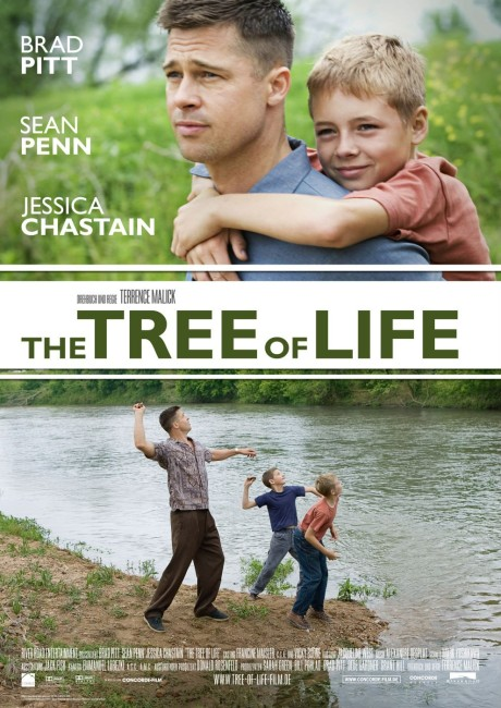 The Tree of Life (2011) poster