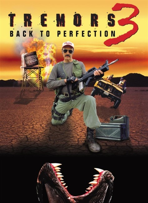 Tremors 3: Back to Perfection (2001) poster