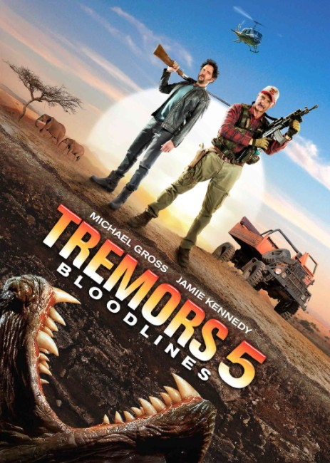 Tremors 5: Bloodlines (2015) poster